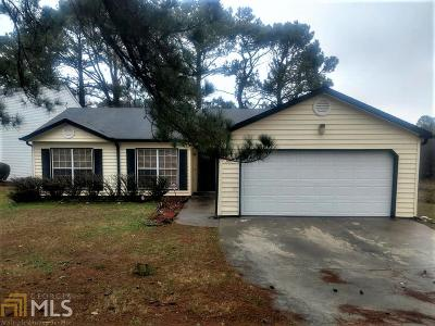 Clayton County Single Family Home Under Contract: 361 Country Club