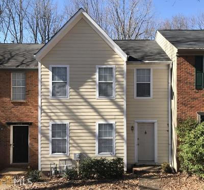 Marietta Rental New: 1655 Cedar Bluff Way