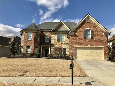 Buford Single Family Home New: 3663 Lost Oak Dr