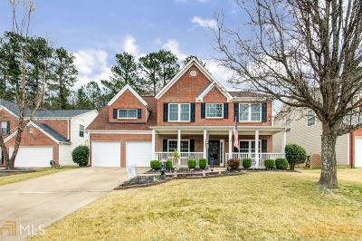Sugar Hill Single Family Home New: 5237 Silver Springs Dr