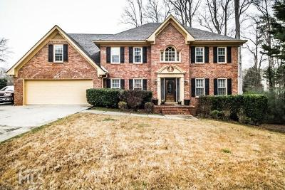 Stone Mountain Single Family Home Under Contract: 5011 Oak Tree Ln