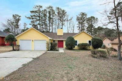Clayton County Single Family Home New: 828 Darlington Dr