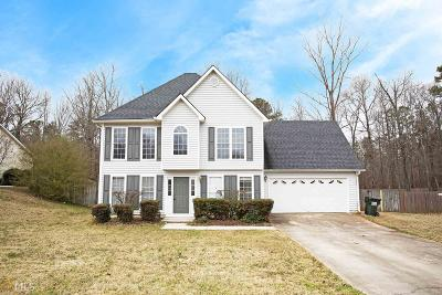 Stockbridge Single Family Home New: 222 Northwind Dr