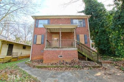 Atlanta Multi Family Home New: 1358 Plaza Ave