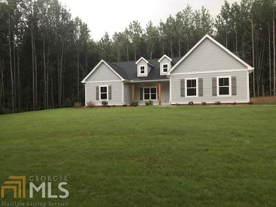 Coweta County Single Family Home New: Bohannon Rd
