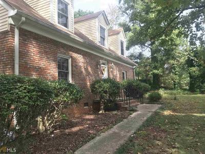 Stone Mountain Single Family Home Under Contract: 4772 Fellsridge