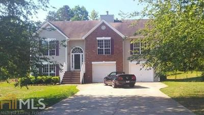 Griffin Single Family Home Under Contract: 208 Tyler Trce