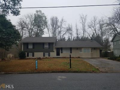 Clayton County Single Family Home New: 81 Crystal River Dr