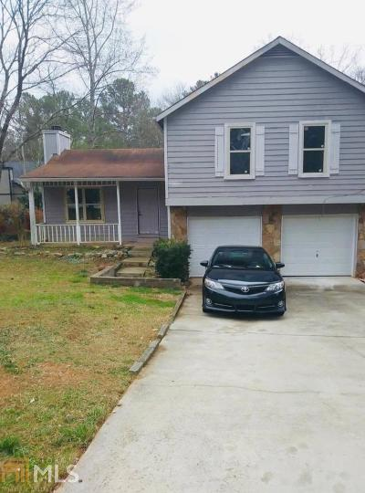 Stone Mountain Single Family Home New: 5129 N Woodbridge Trl