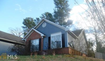 Stone Mountain Single Family Home New: 1002 Romer Pl