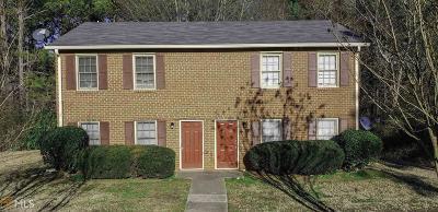 Gwinnett County Multi Family Home Under Contract: 415 Lexington