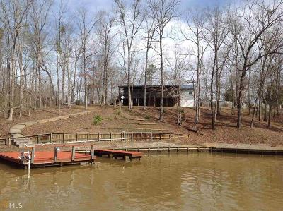 Milledgeville, Sparta, Eatonton Single Family Home For Sale: 135 Outlook Trl