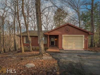 Jasper Single Family Home Under Contract: 1858 Little Pine Mountain Rd