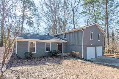 College Park Single Family Home Under Contract: 5363 Somerland Trl