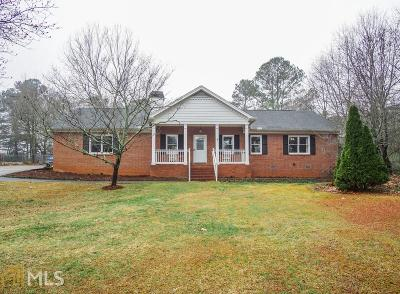 Auburn Single Family Home Under Contract: 334 Mt Moriah Dr