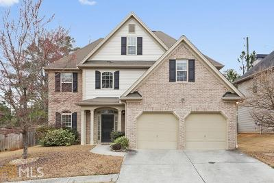 Austell Single Family Home Under Contract: 2570 Chimney Hill Place