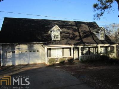 Mableton Single Family Home Under Contract: 1269 Mable St
