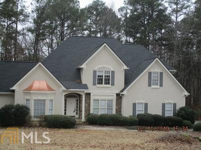 Snellville Single Family Home New: 3680 Gin Way