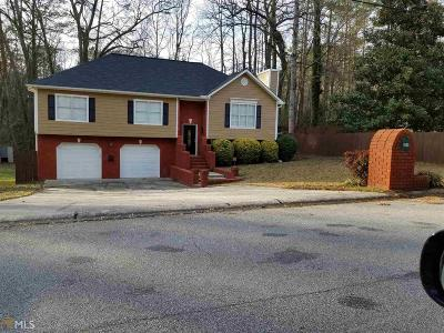 Austell Single Family Home New: 6610 Crossing Crk