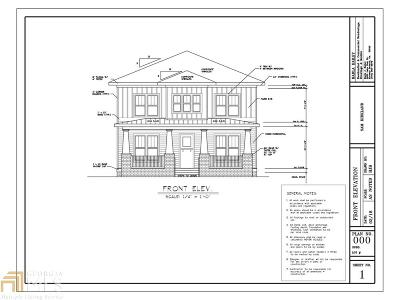 Kirkwood Single Family Home New: 2256 Oakview Rd