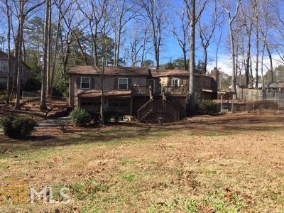 Marietta Single Family Home New: 2905 Carolyn St