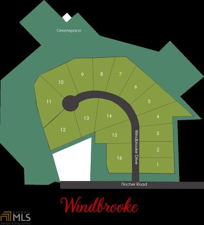 Covington Residential Lots & Land New: 10 Windbrooke Dr
