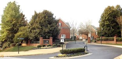 Roswell Condo/Townhouse For Sale: 7755 Georgetown Chase