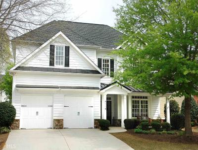 Smyrna Single Family Home New: 4119 Hill House Rd