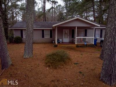 Conyers Single Family Home Under Contract: 2827 Bay Leaf Dr