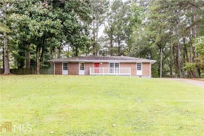 Marietta Single Family Home New: 3410 Pawnee