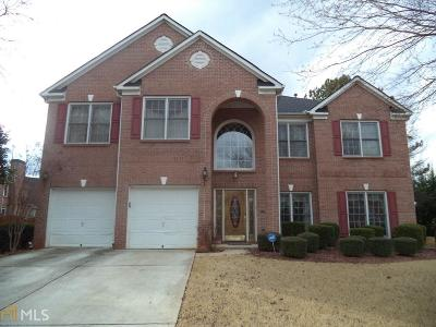 Stone Mountain Single Family Home New: 633 Glen Crest Way #64