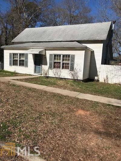 Troup County Single Family Home New: 100 Baugh Ave