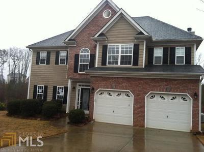 Douglasville Single Family Home New: 4400 Split Creek Dr