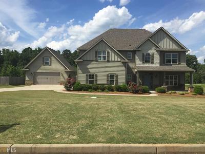 Senoia Single Family Home New: 141 Summerfield Dr
