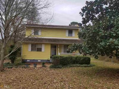 Conyers Single Family Home New: 2463 Flat Shoals