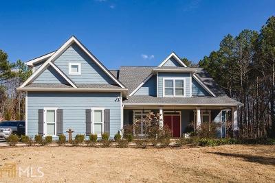 Loganville Single Family Home New: 2283 Miller Bottom Rd
