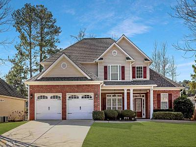 Newnan Single Family Home New: 217 Fairway Dr