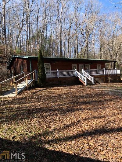 Fannin County Single Family Home New: 1996 Aska Rd