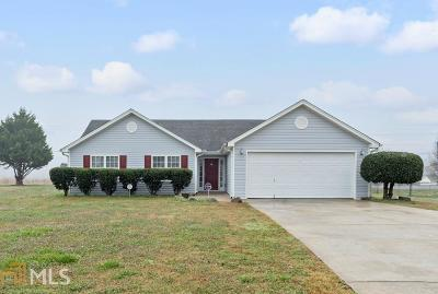 Winder Single Family Home Under Contract: 913 Justin Dr