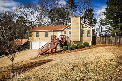 Woodstock Single Family Home New: 602 Jeffrey Ct
