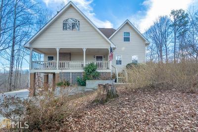 Cornelia Single Family Home Under Contract: 432 Copperhead Rd