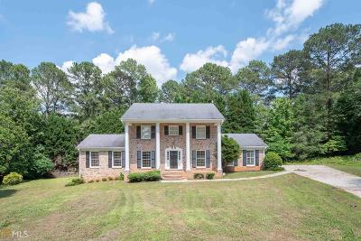 Conyers Single Family Home New: 2549 Duches Cir