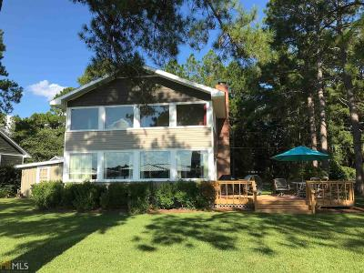 Single Family Home For Sale: 217 Wolfs Thick Rd