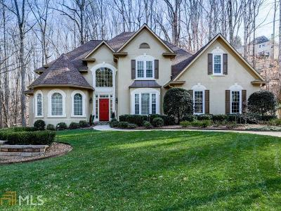 Acworth Single Family Home New: 5370 Thornapple Ln
