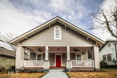 West End Single Family Home For Sale: 902 Gaston St
