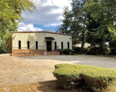 Jonesboro Commercial For Sale: 7922 Clayton Rd