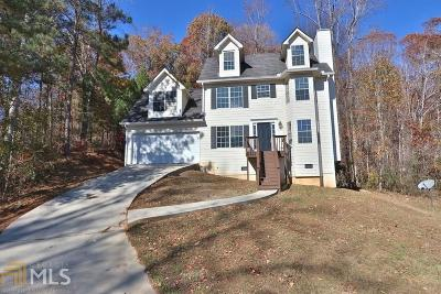 Snellville Single Family Home New: 3845 Laurel Brook Ln