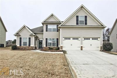 Braselton Single Family Home Back On Market: 205 Brooks Village Dr