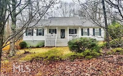 Alto Single Family Home Under Contract: 162 Shenandoah Ln