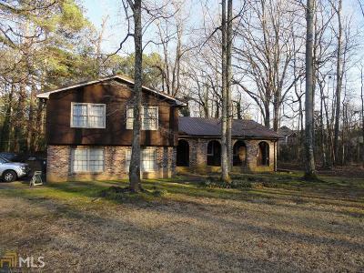 Clayton County Single Family Home New: 9294 Terri Ln
